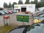 logo van Garage Arie