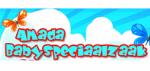 logo van AMADA Babyspeciaalzaak