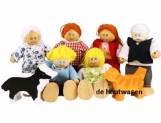 poppenhuis popjes kopen in Hoogland