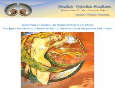 "Gratis e-book ""Goden en godinnen in de mandala"""