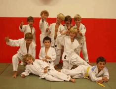 Judo tot 12 jaar