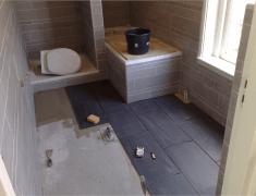 badkamer toilet of compleet Uw woning