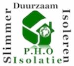 logo van P.H.O-Isolatie