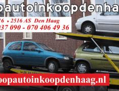Gebruikte Auto onderdelen Sloopauto inkoop Den haag