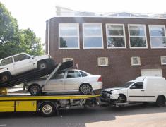 Sloopauto inkoop Den haag voor al uw gebruikte auto onderdelen