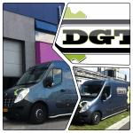 logo van DGT Elektrotechniek