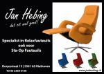 logo van Jan Hebing Meubelstoffering