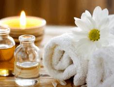 Gratis rug-, voeten-, of decollete/hals scrubbehandeling