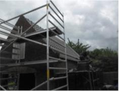 Garage aanbouw in regio Groningen en omstreken