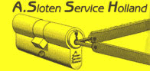 logo van A. Sloten Service Holland