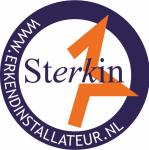 logo van Sterkenburg Loodgieters