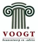logo van VOOGT bouw ontwerp & -advies