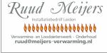 logo van Ruud Meijers Verwarming Leiden