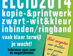 ELCID 2014/ Studentkorting
