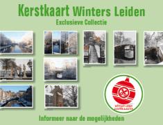 """Exclusieve Kerstkaarten: """"Winters Leiden"""""""