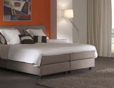 City chique boxspring