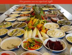 Lopend buffet in regio Breda