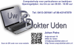 logo van Uw PC Dokter Uden