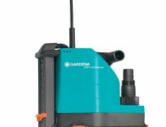 Gardena Comfort dompelpomp 9000 aquasensor voor € 139,00