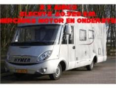 Mercedes-Benz Hymer kopen | Spijkenisse e.o.