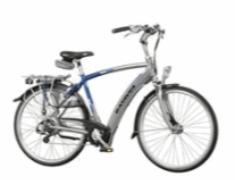 Elektrische Padova Easy fiets regio Spijkenisse
