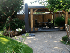 Tuin laten verbouwen in regio Gorinchem