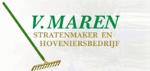 logo van V. Maren Stratenmaker en Hoveniersbedrijf