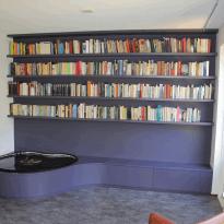 Tiel - Boekenkast laten maken in Utrecht