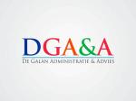 logo van De Galan Administratie & Advies