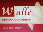 logo van Walle Installatietechniek