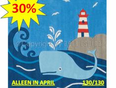 WALVIS tapijt van Arte Espina 30% korting